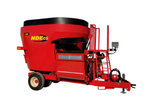 NDEco FS600 Single Auger Vertical Feed Mixer