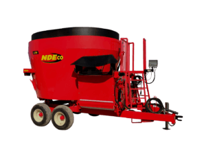 NDEco FS700 Single Auger Vertical Feed Mixer