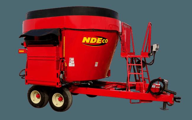 NDEco FS700 w/4.5' Side Door Conveyor
