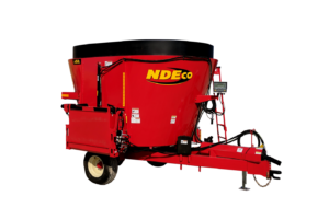 NDEco S450L Single Auger Vertical Feed Mixer