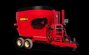 NDEco FS Series Single FS700 vertical tmr feed mixer