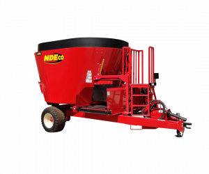 NDEco FS500L Single Auger Feed Mixer